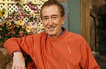 Former <i>Sesame Street</i> actor Bob McGrath was in Spokane Thursday.