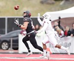 Cooper Kupp caught two touchdowns, including a 69-yarder, to help Eastern beat Montana for the third time in his career.