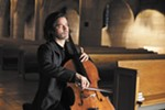 Northwest Bach Festival's Zuill Bailey nabs a Grammy nomination