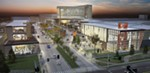 An artist's rendering of the future look of the Northern Quest Resort & Casino.