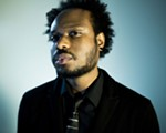 Poet Jamaal May is part of the Poetry Salon on Friday, April 21, at Brooklyn Deli.