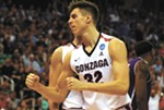 Zach Collins was the No. 10 pick in Thursday night's NBA draft, going from Sacramento to Portland in a trade.