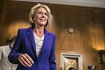 Betsy DeVos, Donald Trump's education secretary