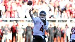 Luke Falk, the Pac-12's all-time leader in passing yards (14,112) and touchdown passes (118), takes his third and final shot at beating Washington on Saturday at Husky Stadium; a victory would give WSU the North Division title.