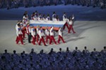 Russian Olympic Team Barred From 2018 Winter Games