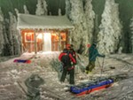 Mt. Spokane Ski Patrol members respond to about 250 calls for help on the slopes each year.