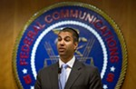 Ajit Pai, chairman of the Federal Communications Commission