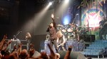 Anthrax had the crowd in a frenzy throughout its 70-minute set.