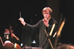 Spokane Symphony musical director and Conductor Eckart Preu