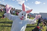 Real Life Ministries and Heart of the City will once again host a community Easter Egg hunt in McKuen Park on Saturday, March 31. Chris Chaffee Photo