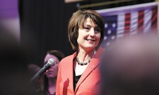 Readers respond to our story on Cathy McMorris Rodgers' strategy in 2018; Riverfront high-rises