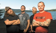 Red Fang comes armed with heavy metal licks, but don't get melodramatic
