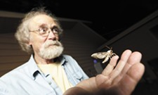 While moths may not seem glamorous, thousands of species are waiting to be discovered
