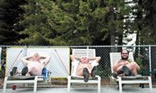 The long-running Bare Buns Fun Run brings exposure to a natural way of life
