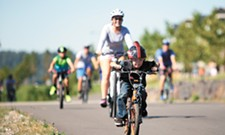 Friends of the Centennial Trail get a $5,000 boost from SpokeFest
