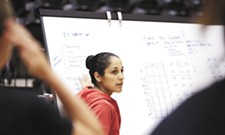 New EWU volleyball coach Leslie Flores-Cloud looks to turn around a program in turmoil