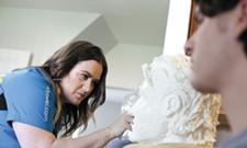Spokane chef Becky Wortman creates edible sculptures from an unusual ingredient: buttercream