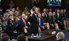 Kavanaugh accuser testifies, WSU quarterback's accuser flooded with stories and other headlines