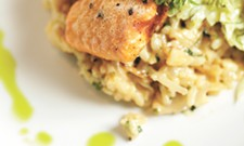 """Simple Twists: At Hay J's Bistro, chefs focus on simplicity """"with perfect execution"""" and """"minor twists"""""""