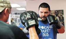 Chauncy Welliver was once among the best heavyweight boxers in the world. At 35 and 100 lbs overweight, he's coming back