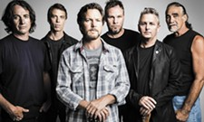 """Pearl Jam donates concert funds to homelessness, Spokane to benefit as an """"Anchor Community"""""""