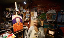 UPDATE: Artist Ric Gendron lost nearly everything in a house fire. Here's how to help