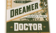 Power Couple Perils: Jack Nisbet will read from The Dreamer and the Doctor