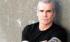 Henry Rollins' photography is just another way the punk rocker challenges the world and himself