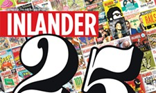 A visual retrospective of 25 years of <i>Inlander</i> covers