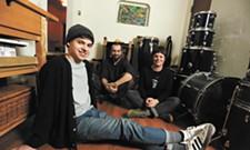 Spokane trio BaLonely captures their restless, melodic, ever-evolving sound on debut album