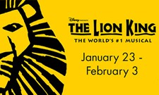 Win 4 tickets to see Disney's THE LION KING!