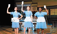To leap into a role in <i>Waitress</i>, actor Steven Good had to find his own groove — quickly