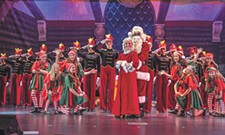 Christmas Spirit on Center Stage
