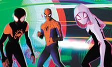 Complex, hilarious and beautifully animated, <i>Spider-Man: Into the Spider-Verse</i> is a blast