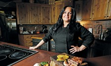 A Coeur d'Alene chef has the lowdown on how to use these pink, Pakistani planks