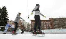 The 'honeymoon' is over: Daily attendance at Riverfront Park's ice ribbon drops by 57 percent this winter