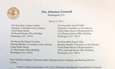 Mueller delivers report on Russia investigation to attorney general