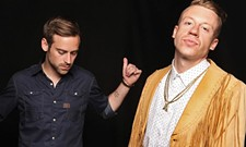 VIDEO: Macklemore shooting new video in downtown Spokane
