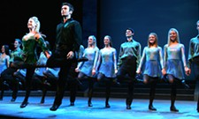 Enter for your chance to win two tickets to the opening night of Riverdance and a $50 gift certificate to O'Doherty's Irish Grille