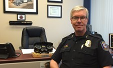 Q&A with Spokane's Interim Police Chief Rick Dobrow