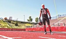 EWU's Cooper Kupp continues quest for immortality vs. Cal Poly Mustangs