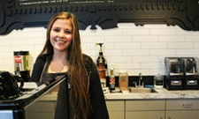 Meet your barista: Brie Slavens at Vault Coffee