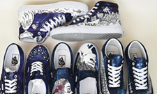 Central Valley High's art program could win big money for making some very cool shoes