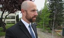 Idaho Rep. Luke Malek isn't worried about Sharia law. Here's what worries him