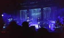 CONCERT REVIEW: Beach House inspires dreamy introspection at the Knit