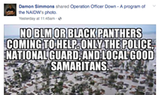 Spokane deputy's post about Black Lives Matter sparks debate among local law enforcement