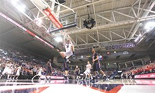 The Zags win another home opener, and look damn good doing it