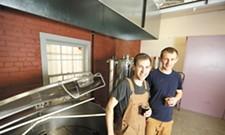 Meet your brewers: Quartzite Brewing Co.'s Patrick Sawyer & Jake Wilson