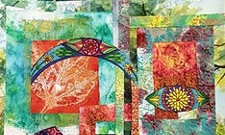 Mono Printing & Collage Workshop