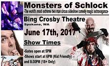 The Monsters of Schlock